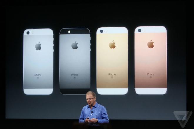 iPhone SE - sai lam lon cua Apple? hinh anh 1