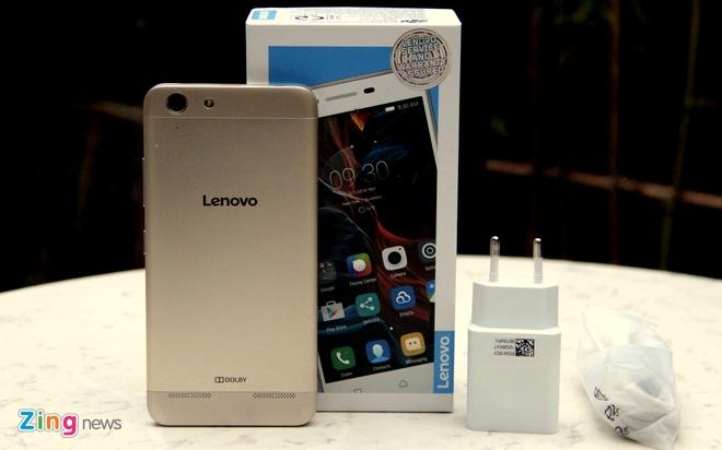 Mo hop Lenovo K5 Plus gia 4 trieu dong tai Viet Nam hinh anh