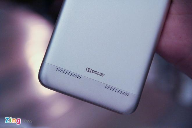 Danh gia Lenovo Vibe K5 Plus: Thiet ke dep, gia re hinh anh 4