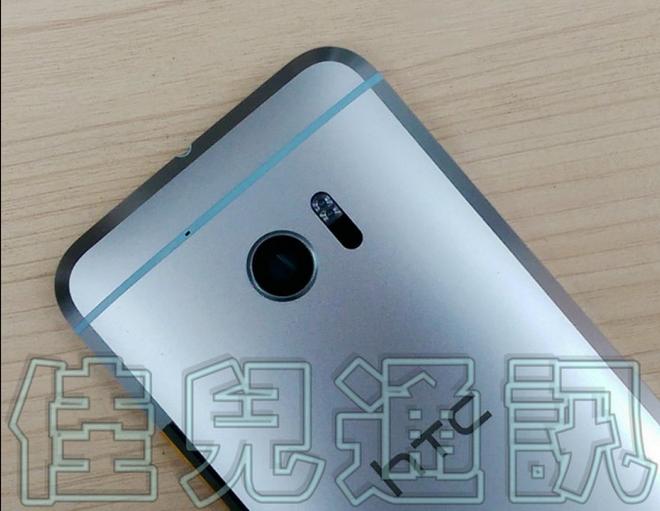 Hinh anh mat sau cua HTC One M10 hinh anh 5