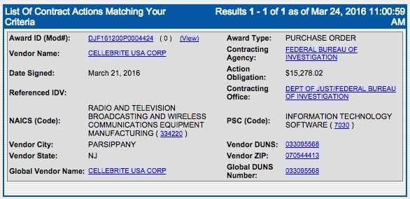FBI tra hon 15.000 USD de thue be khoa iPhone hinh anh 1
