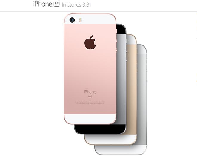 3,4 trieu iPhone SE da duoc dat hang tai Trung Quoc hinh anh