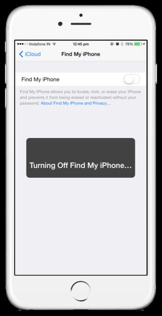Huong dan cach ha cap iPhone tu iOS 9.3 xuong 9.2.1 hinh anh 2