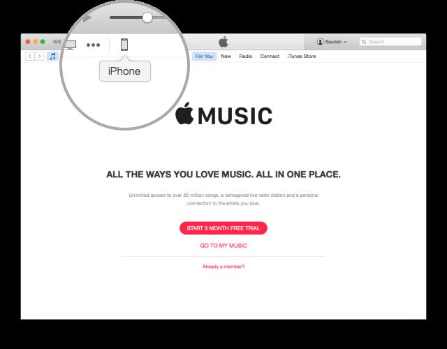 Huong dan cach ha cap iPhone tu iOS 9.3 xuong 9.2.1 hinh anh 3
