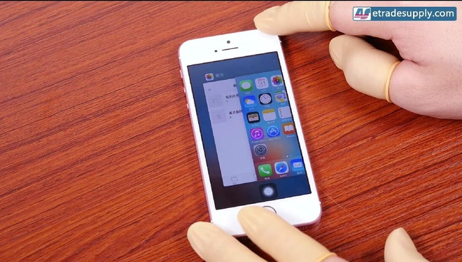 So ben trong iPhone SE va 5S hinh anh 1