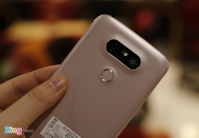 Mo hop LG G5 tai Viet Nam gia 17 trieu dong hinh anh 2