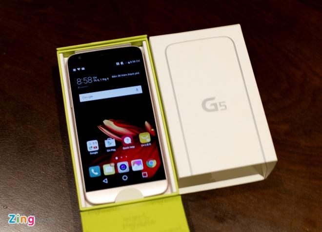 Mo hop LG G5 tai Viet Nam gia 17 trieu dong hinh anh 8