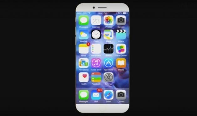 Y tuong iPhone 7 voi vien sieu mong va nut home ao hinh anh 2