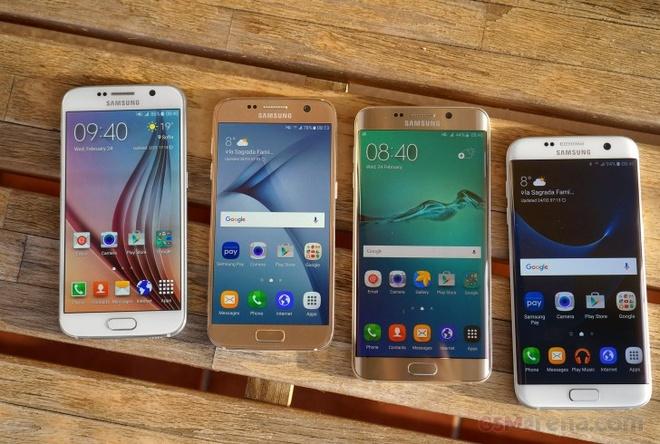 Galaxy S7 sap can moc 10 trieu may hinh anh