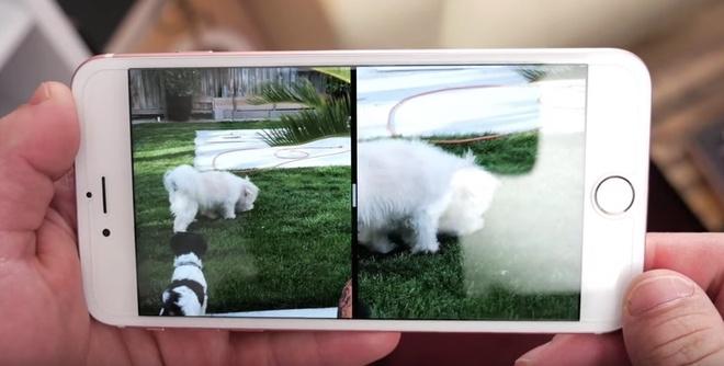 iPhone 7 dung camera kep hinh anh 2