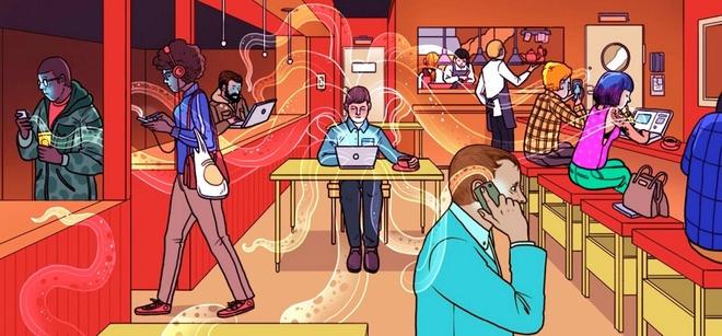 Chuyen gi xay ra khi ket noi Wi-Fi cong cong? hinh anh
