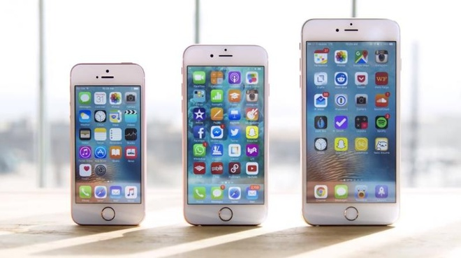 Apple noi iPhone SE chay hang anh 3