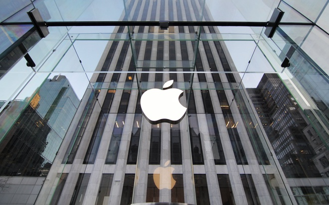 Apple su dung cong ty Trung Quoc cung cap dich vu may chu hinh anh