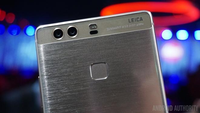 Camera cua Huawei P9 co that su do Leica thiet ke? hinh anh