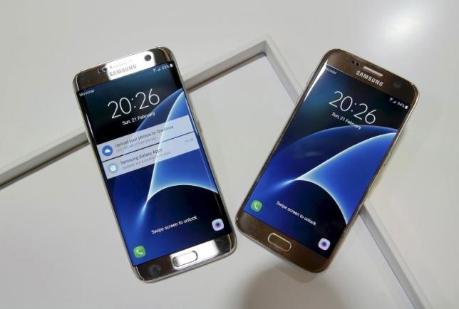 Samsung lai lon nho Galaxy S7 hinh anh