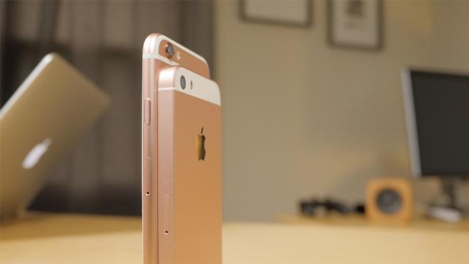 iPhone SE – ke thu dang so cua iPhone 7 hinh anh 2