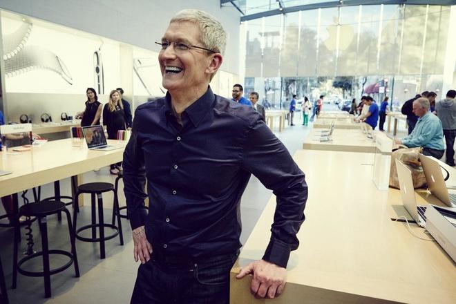 CEO cua Apple sap sang Trung Quoc de giai nguy hinh anh 1
