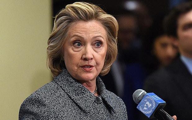 Hacker tiet lo cach truy cap hom thu cua Hillary Clinton hinh anh 1