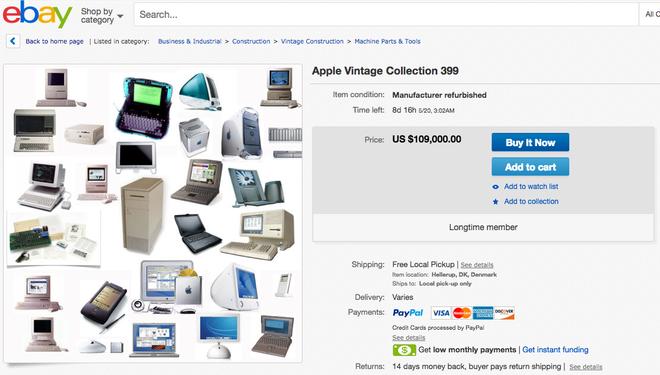 Do co cua Apple duoc ban voi gia 100.000 USD hinh anh 9