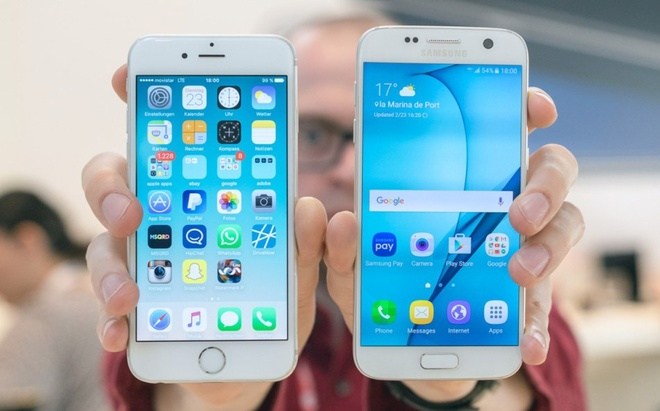 iPhone nen sao chep Android? hinh anh
