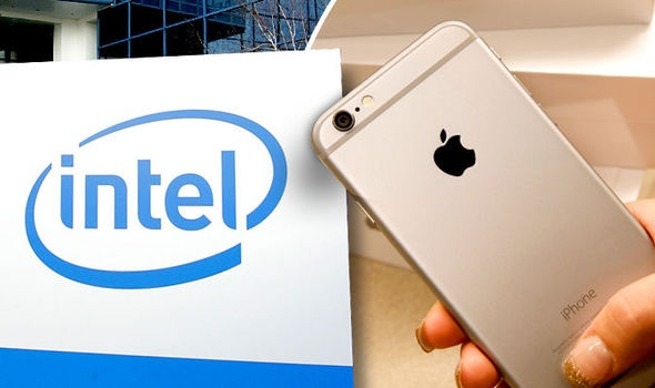 iPhone 7 se su dung chip do Intel san xuat hinh anh 1