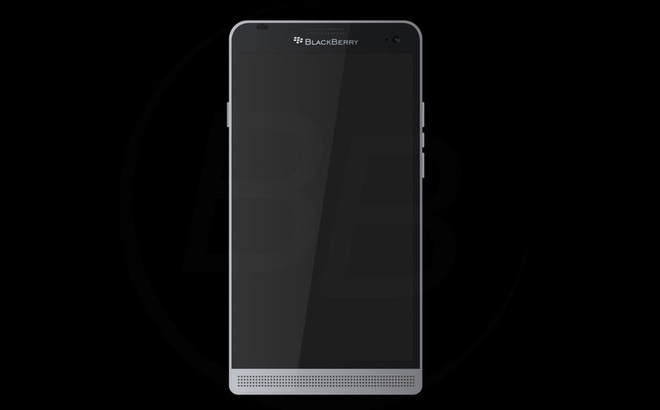 Ro ri cau hinh cua BlackBerry Hamburg chay Android hinh anh