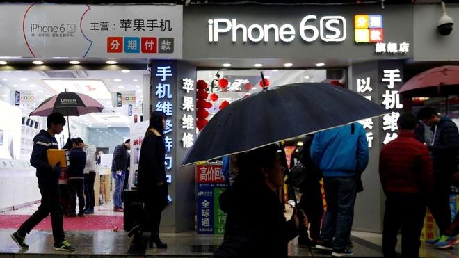 Tuong lai nao cho Apple va Google tai Trung Quoc? hinh anh