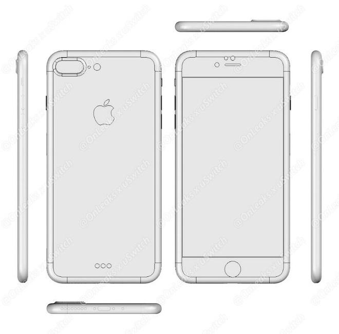 Nhung hinh anh iPhone 7 dang tin nhat hinh anh 2