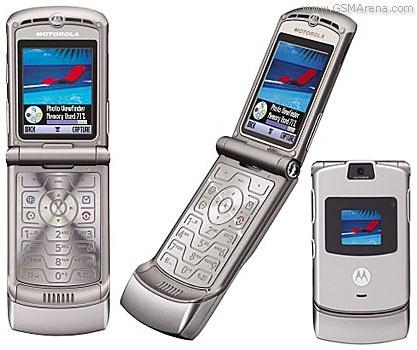 Motorola se hoi sinh dong dien thoai nap gap Razr hinh anh