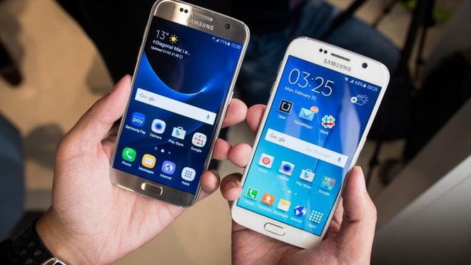 Hanh trinh 7 nam ba chu nen tang Android cua Samsung hinh anh 6