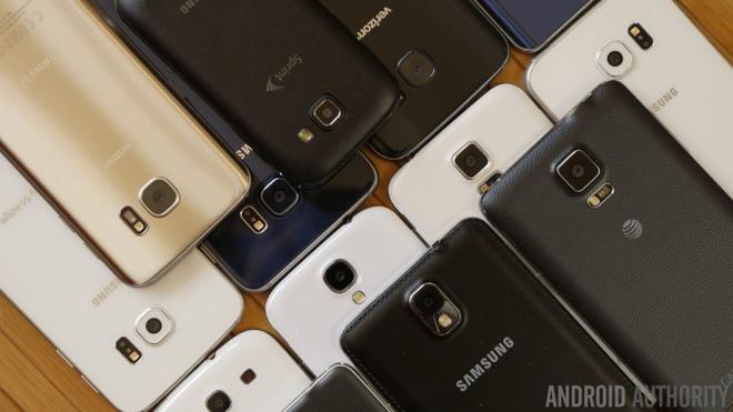 Hanh trinh 7 nam ba chu nen tang Android cua Samsung hinh anh