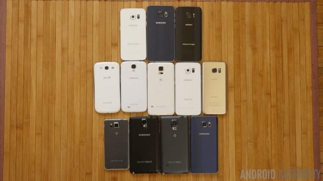 Hanh trinh 7 nam ba chu nen tang Android cua Samsung hinh anh 4