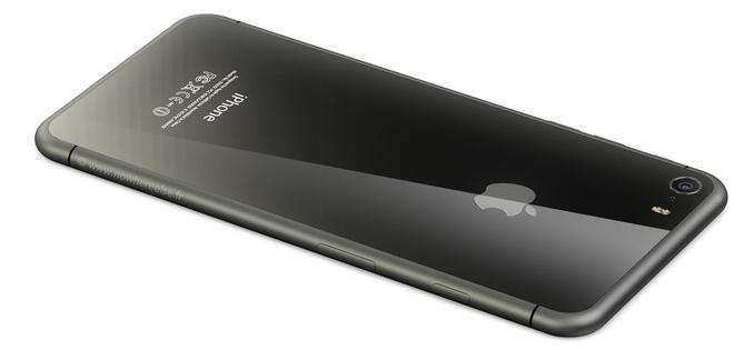 Doi tac Apple: iPhone moi se co thiet ke 2 mat kinh hinh anh 1