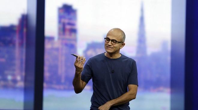 'Microsoft khong bo roi Windows Phone' hinh anh 1