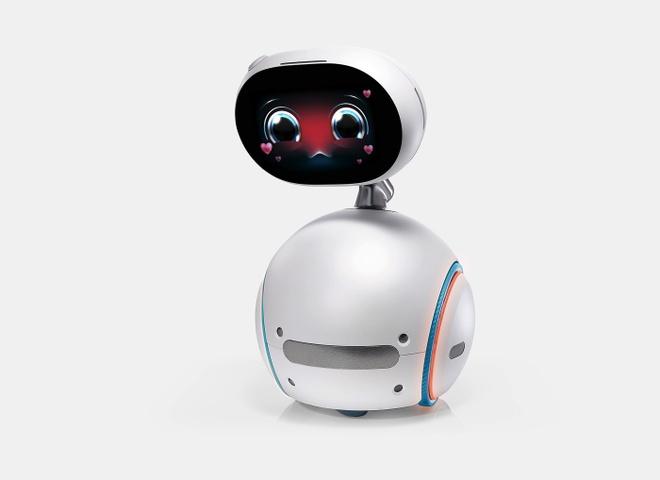 Asus gioi thieu robot giup viec nha gia 599 USD hinh anh