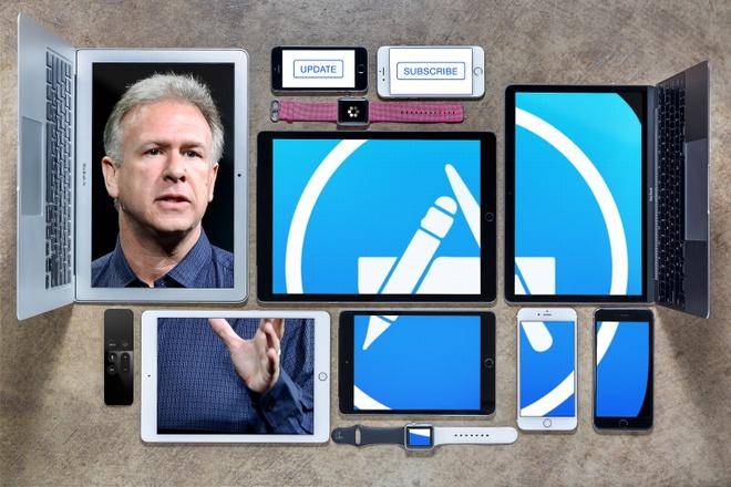 Lieu da qua muon de Apple thay doi App Store? hinh anh 1