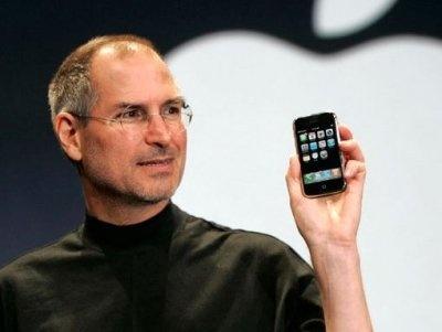 Steve Jobs khong phat minh ra iPhone hinh anh