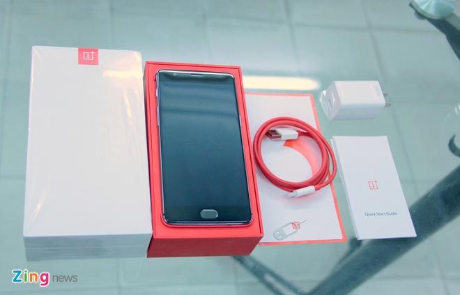 Mo hop OnePlus 3 RAM 6 GB gia 10,5 trieu o VN hinh anh 11
