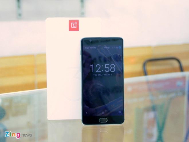 Mo hop OnePlus 3 RAM 6 GB gia 10,5 trieu o VN hinh anh 2