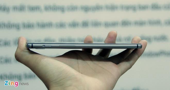 Mo hop OnePlus 3 RAM 6 GB gia 10,5 trieu o VN hinh anh 7