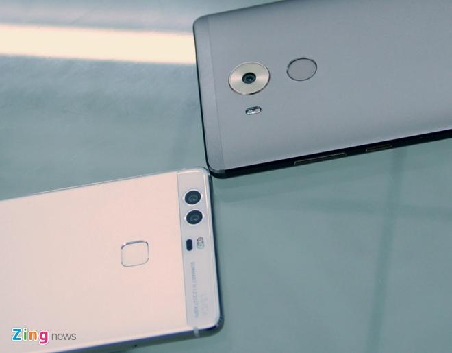 Danh gia Huawei P9: Thiet ke dep, camera Leica an tuong hinh anh 1