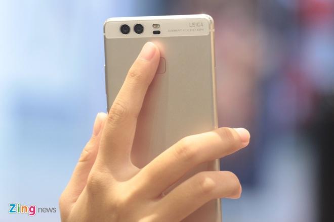 Danh gia Huawei P9: Thiet ke dep, camera Leica an tuong hinh anh 4