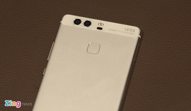 Danh gia Huawei P9: Thiet ke dep, camera Leica an tuong hinh anh 5