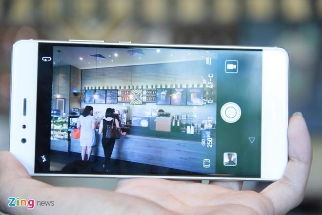 Danh gia Huawei P9: Thiet ke dep, camera Leica an tuong hinh anh 6