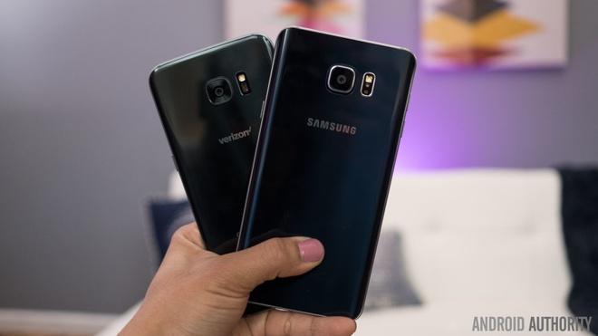 Galaxy Note 7 se co pin 3.600 mAh, phat hanh 2/8 hinh anh 1