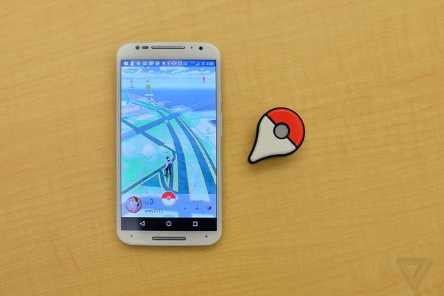 Pokemon Go ra mat tren iOS va Android hinh anh