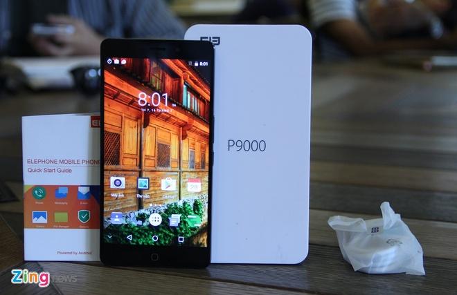 Mo hop Elephone P9000: RAM 4 GB, gia 5 trieu dong hinh anh 9