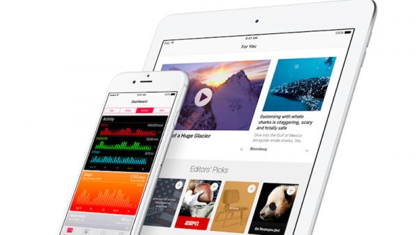 Apple ra mat iOS 9.3.3: cai thien thoi luong pin hinh anh 1