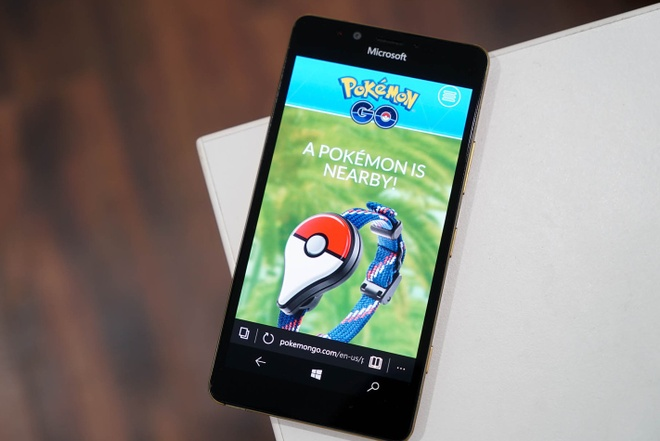 Pokemon Go cho Windows Phone sap ra mat hinh anh