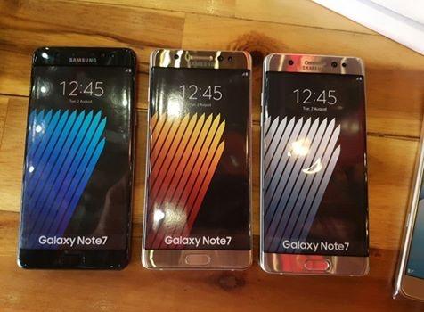 Galaxy Note7 phien ban Han Quoc lo cau hinh truoc gio ra mat hinh anh
